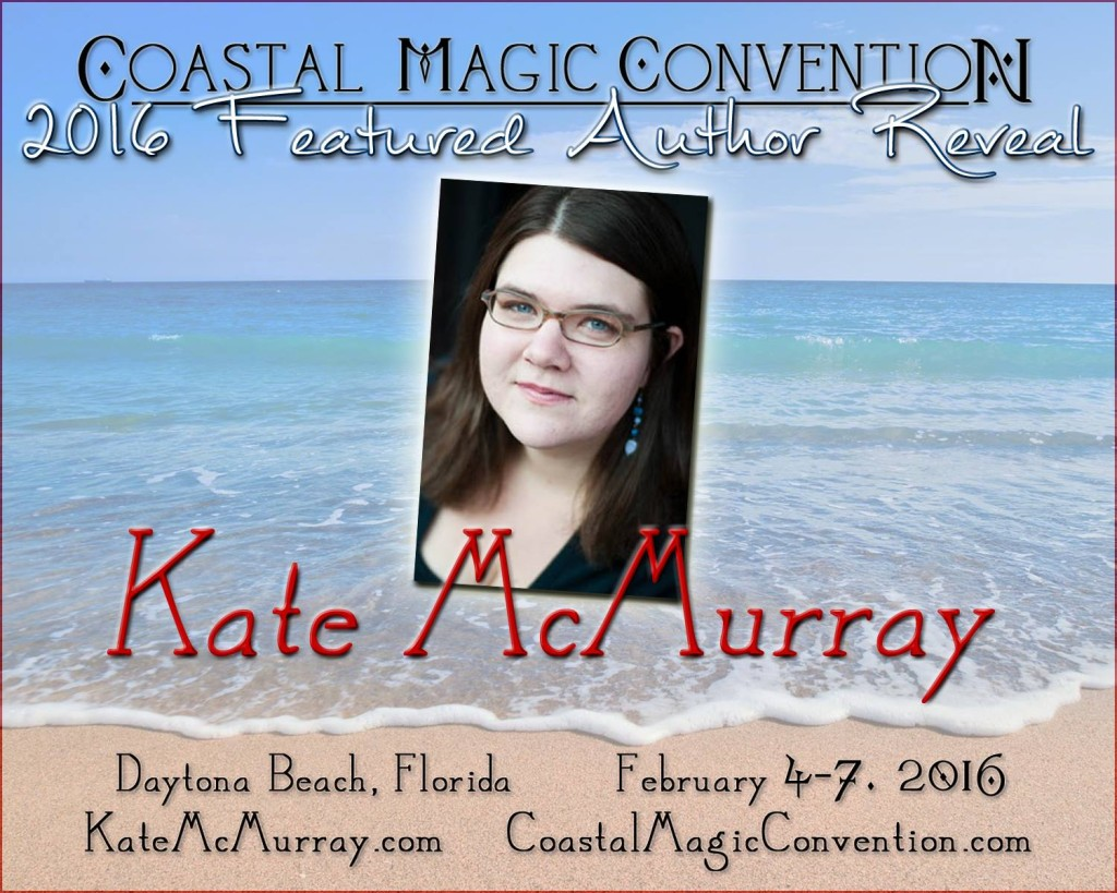 Kate McMurray Coastal Magic