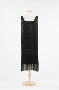 House of Chanel (French, founded 1913) Evening dress, 1924–26 French, The Metropolitan Museum of Art, New York, Brooklyn Museum Costume Collection at The Metropolitan Museum of Art, Gift of the Brooklyn Museum, 2009; Gift of Mrs. Edward G. Sparrow, 1969 (2009.300.1345) http://www.metmuseum.org/Collections/search-the-collections/156050