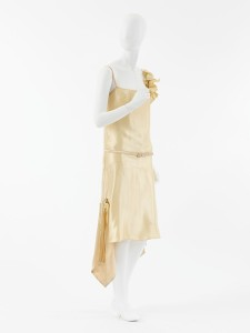 Chanel Evening Gown, 1926, also from the Met collection.