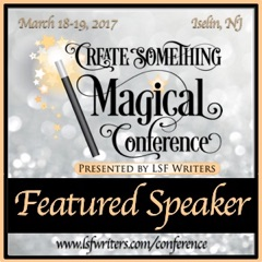 Create Something Magical Featured Speaker